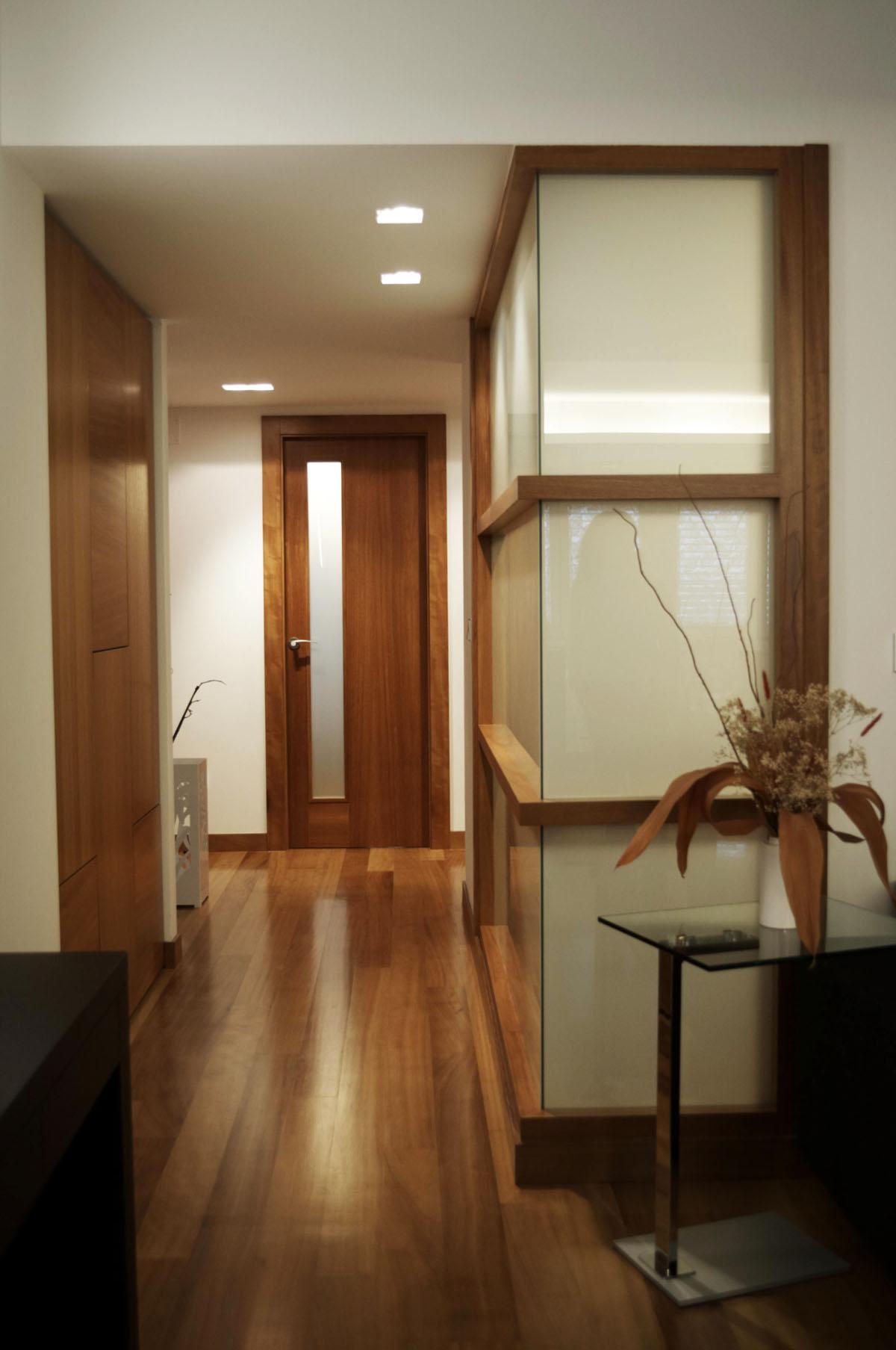 Reforma integral de piso en A coruña - Intra Arquitectos