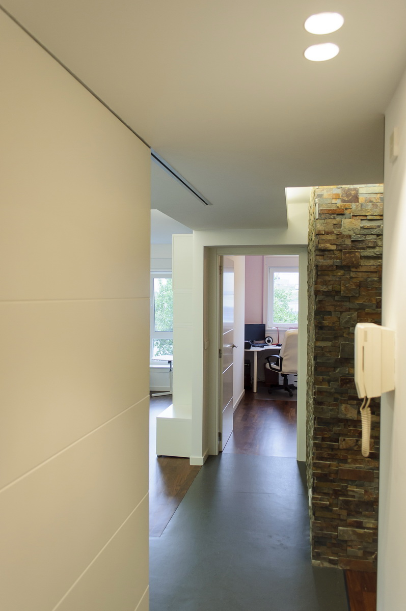 Reforma integral de piso en a coru a intra arquitectos for Pisos para alquilar en coruna