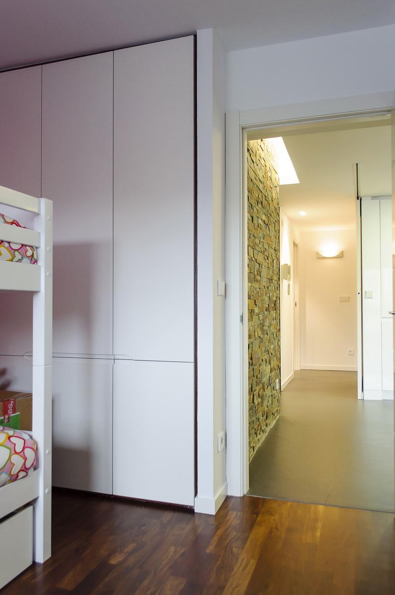 Reforma integral de piso en a coru a intra arquitectos - Reformas de piso ...