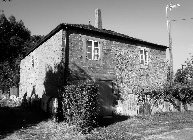 Vivienda unifamiliar en outeiro de rei lugo intra - Arquitectos lugo ...
