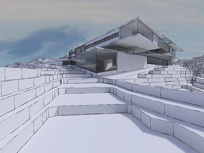 Escuela de arquitectura en a coru a intra arquitectos - Escuela de arquitectura de valladolid ...