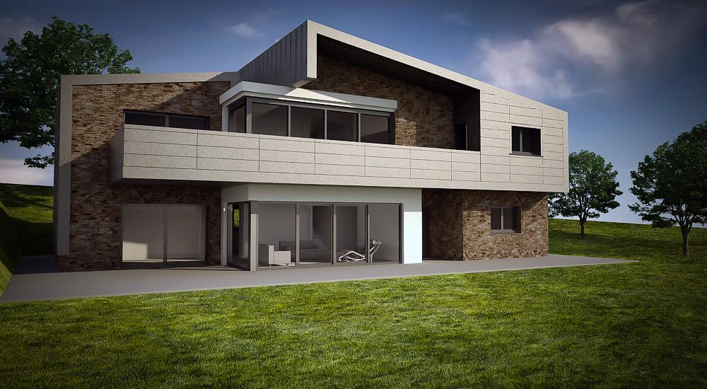 Vivienda unifamiliar intra arquitectos for Vivienda unifamiliar arquitectura